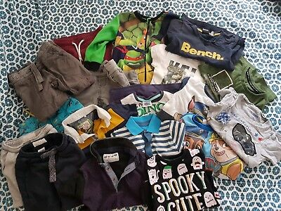 Boys Clothes Bundle Age 3-4, Next, M&S, H&M. Tesco.
