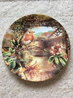 Old English Gardens Plate