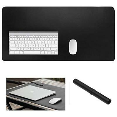 Yikda Extended leather Mouse Pad / Mat, Large Office Writing Gaming Desk