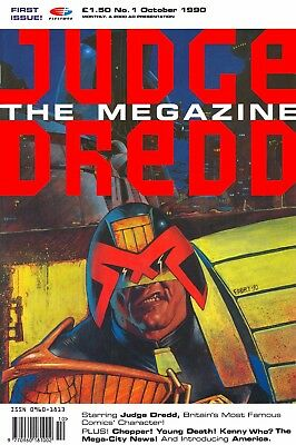 Judge Dredd Megazine Collection Digital
