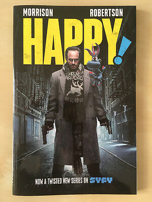 Happy! - Morrison/Robertson - Trade-Paperback - eng. - Comic now on TV - image