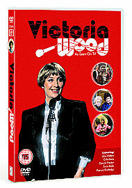 Victoria Wood - As Seen On TV DVD Series 1 & 2 + CHRISTMAS XMAS SPECIAL*