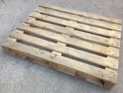 Wooden Standard Pallets Delivery Available
