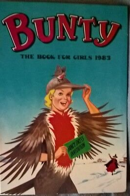 "Great ""Bunty - the book for girls"" Annual 1983"