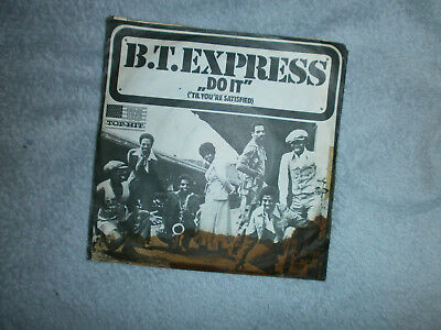 Single von B.T. Express