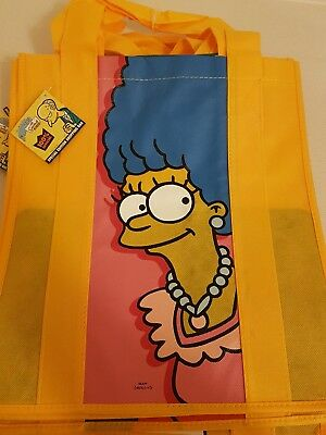 The Simpsons Shopping Tote Bag Brand New Rare Collectable Marge special edition