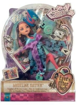 Quality Way To Wonderland Playset Discontinued Rare Collectable Excellent Hearty Ever After High In