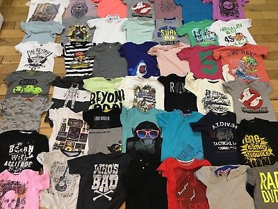 Huge Bundle Of Boys Clothes Age 4-5