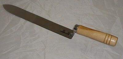 Uncapping Knife (Straight Edge) Ecn - Beekeeping - Honey Extraction