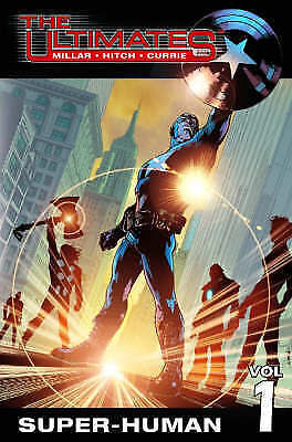The Ultimates: Vol. 1: Super-Human by Marvel Comics (Paperback, 2002)