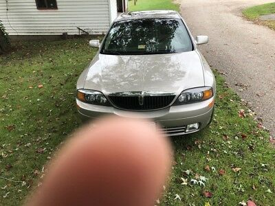 2000 Lincoln LS  2000  Lincoln LS - Beautiful car, loaded