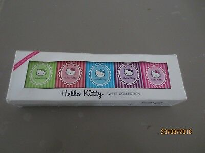 Coffret Miniatures De Parfum Hello Kitty