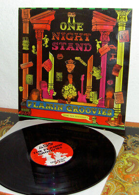 The Flamin´Groovies - One night stand    UK 1987