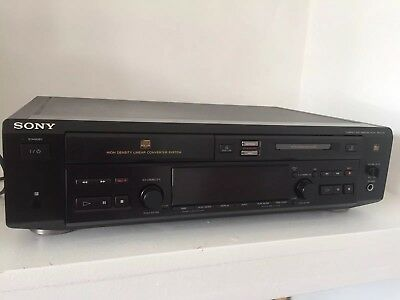 Sony MXD-D3 Cd Mini Disc Player.                           Relisted found remote