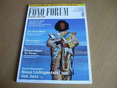 Musikzeitschrift – Fono Forum – September 2018 – top