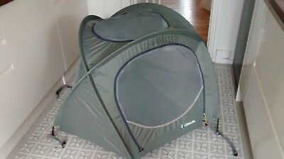 Grey Little Life Arc 3 Travel cot - good used condition