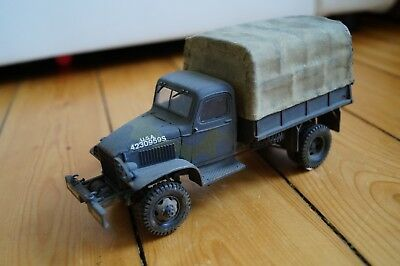 1:35 US Army Truck