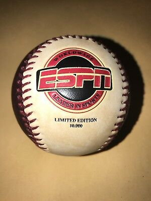 NEW!! Disney Collectable Baseball Ball - Disney ESPN - Limited Edition