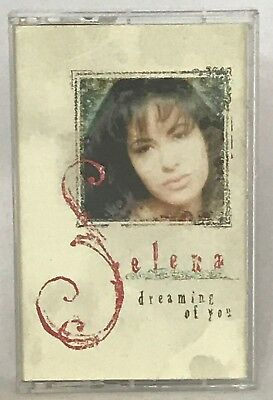 Selena Dreaming of You Cassette Tape 1995 EMI Records I Could Fall In Love