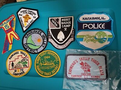 Vintage Patches Kankakee, IL