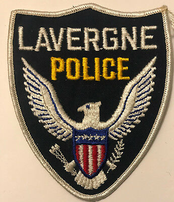 Lavergne La Vergne Tennessee TN Police Sheriff Patch