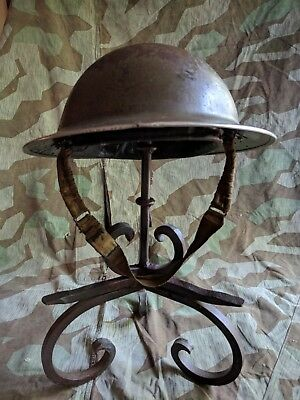 1940 MKII Brodie Helmet W/ Liner by Teddy Toy Co.