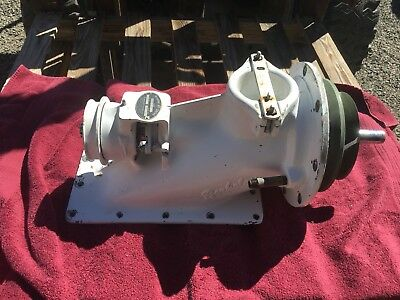 Berkeley Jet Drive Pump 12JG-A 12JG Suction Housing Shaft Impeller Used
