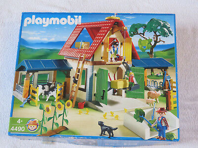 Playmobil 5923 School Boxed Complete With Instructions 5500
