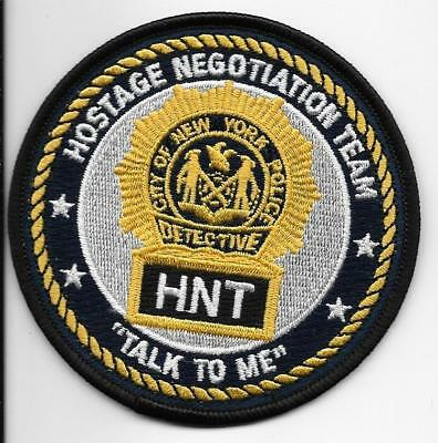 New York City Hostage Negotiation Team Hnt Detective Police Talk To Me Nyc Patch