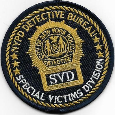 New York City Svu Special Victims Detective Bureau Det Division Police Nyc Patch