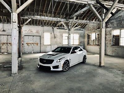2018 Cadillac CTS V CTS V Championship Edition 1 of 69. Rare Collector Car LT4 Supercharged Luxury