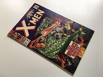 X-Men #30 - HIGHER GRADE - MARVEL 1967  - Jack Kirby Stan Lee comics!