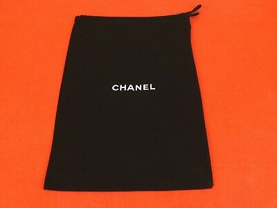 """CHANEL Dust Bag for Flats Shoes or Clutch Purse 7.3/4 x 12.5"""""""