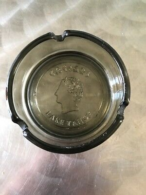 Caesars Lake Tahoe casino ashtray