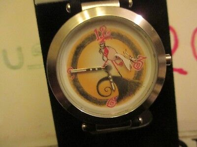 disney nightmare before christmas employee castmember animated limited watch