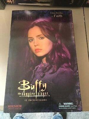 FAITH 1/6 Scale Figure - SIDESHOW - Buffy The Vampire Slayer - EXCLUSIVE Edition