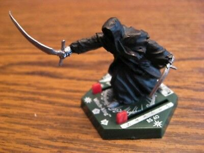 "LOTR TMG Combat Hex BS 060 Witch King ""ULTRA RARE"""
