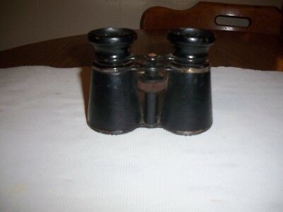 Antique Marchand Paris Binoculars