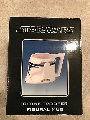 NECA Star Wars Clone Trooper Figural Mug