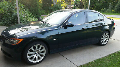2006 BMW 3-Series Premium Package w/ Cold Weather Upgrade 2006 BMW 3-SERIES 330 XI ALL-WHEEL DRIVE PREMIUM PACKAGE