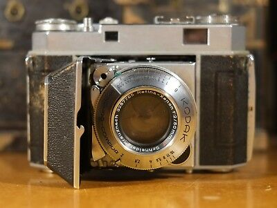 Kodak Retina IIa camera, as is