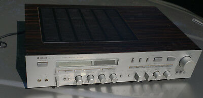 YAMAHA R-1000 Natural Sound Stereo Receiver - Made in Japan