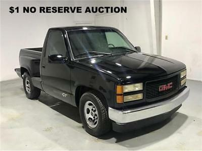 1997 GMC Sierra 1500 -- 1997 GMC Sierra 1500  $1 NO RESERVE AUCTION