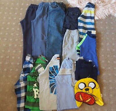 Boys size 5 6 7 bulk lot clothes country road pumpkin patch