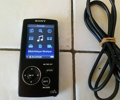 Walkman SONY nwz-a815 Digital Player 2go