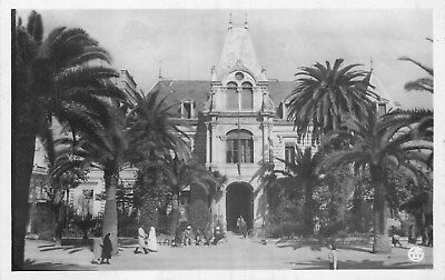 Maroc Carte Photo Sidi-Bel-Abbes Hotel De Ville