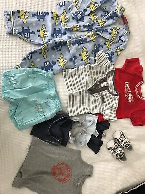 Baby Boy Size 0 Bulk Clothing