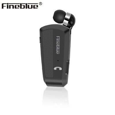 Fineblue F990 Wireless Bluetooth Vibrating Headset Earphone For iPhone Samsung R