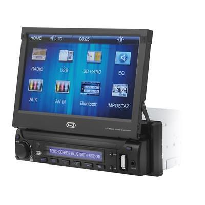 MONITOR TREVI MDV 6350 BT 1 Din con lettore Mp3, Bluetooth,USB,SD, display Lcd T