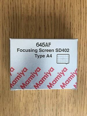 645Af Focusing Screen Sd402 Type A4